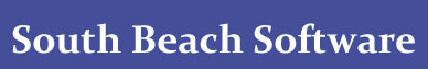 South Beach Software Logo